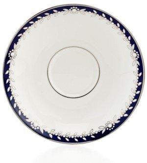 Marchesa by Lenox Dinnerware, Empire Indigo Saucer