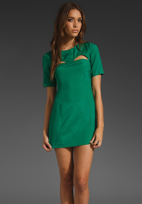 Something Else by Natalie Wood Cut Out Dress