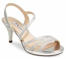 Nina Nazima Glitter Sandals