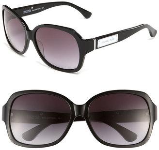 MICHAEL Michael Kors 'Classic' 58mm Sunglasses