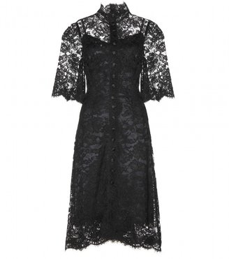 Dolce & Gabbana Lace dress with underlay