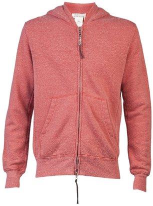 Remi Relief Silk nep fleece hoodie