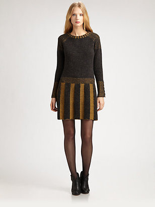 Burberry Sweater Dress