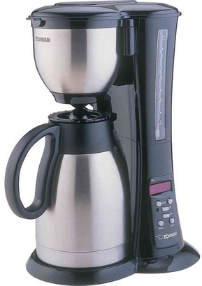 Zojirushi Fresh Brew Stainless Steel Thermal Carafe Coffee Maker