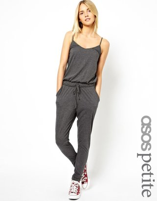 Asos Exclusive Cami Jumpsuit In Jersey