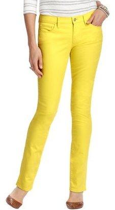 LOFT Tall Color Pop Modern Skinny Jeans