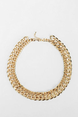 Urban Outfitters Two Chains Necklace