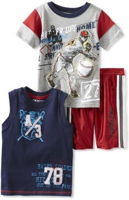 Nannette Boys 2-7 Pullover 1 and 2 wi...