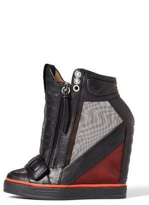 L.A.M.B. 'Stephanie' High Top Wedge Sneaker