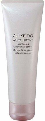 Shiseido Women's White Lucent Brightening Cleansing Foam