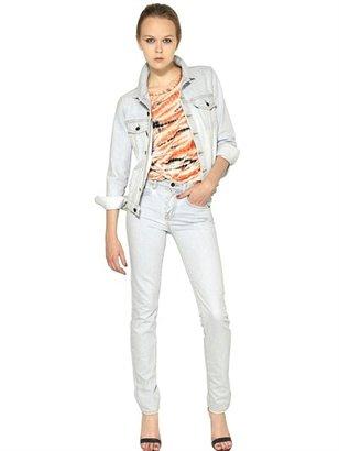 Proenza Schouler Tie Dye Cotton Jersey T-Shirt