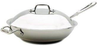 All-Clad 4-qt. Copper Core Chef's Pan