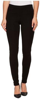 Hue Ponte Double-Knit Leggings Women's Casual Pants
