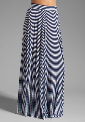 Rachel Pally Seam Maxi Rib Skirt
