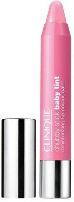 Clinique 'Chubby Stick Baby Tint' Moisturizing Lip Color - Budding Blossom $17 thestylecure.com