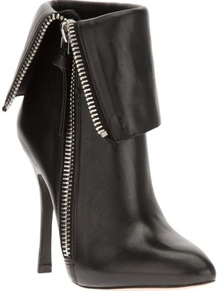 Jean-Michel Cazabat zipped ankle boot