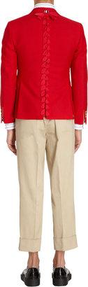 Thom Browne Laced-back Jacket