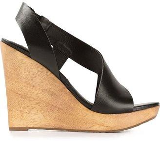 Diane von Furstenberg 'Sunny Wedge Sandals'