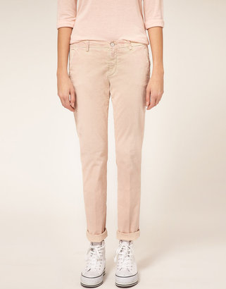7 For All Mankind Roxanne Chino Fade Out