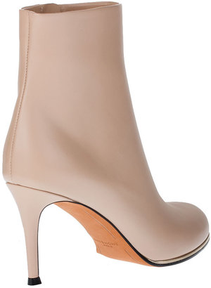 Givenchy Camel calf leather ankle boot