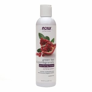 NOW Foods NOW Solutions Green Tea Pomegranate Purifying Toner