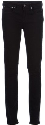 Helmut Lang stretch skinny jeans