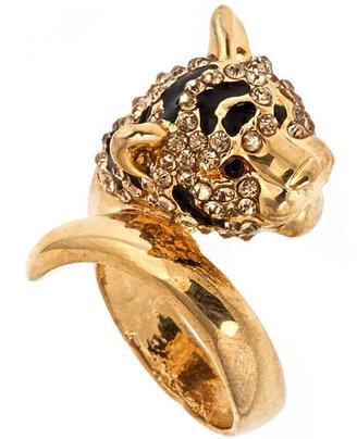 Blu Bijoux Tiger Safari Ring