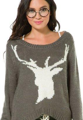 Billabong Natures Callin Crew Neck Sweater