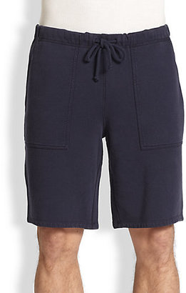 Vince Terry Knit Shorts