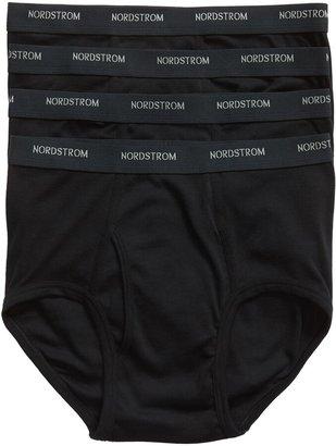 Nordstrom 4-Pack Supima(R) Cotton Briefs