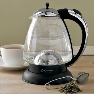 Capresso Glass Electric Kettle