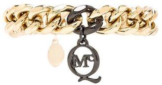 McQ by Alexander McQueen Chunky Chain ID Bracelet