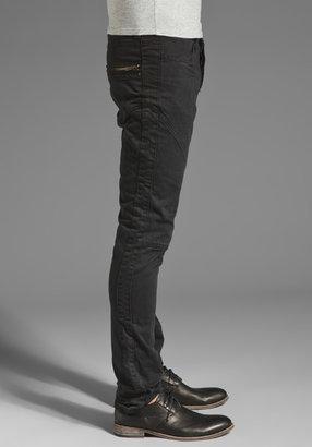 Rogue Zip Back Pocket Jeans