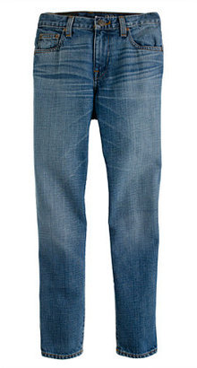 J.Crew Cropped vintage straight jean in Walloon wash