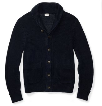 Club Monaco Linen Shawl Cardigan