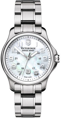 Swiss Army Victorinox 'Officers Small' Watch, 32mm