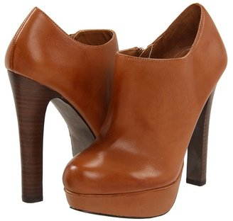 Steve Madden Belbotm (Cognac Leather) - Footwear