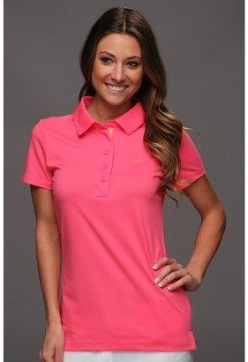 Nike Sport Jersey Polo (Dynamic Pink) - Apparel