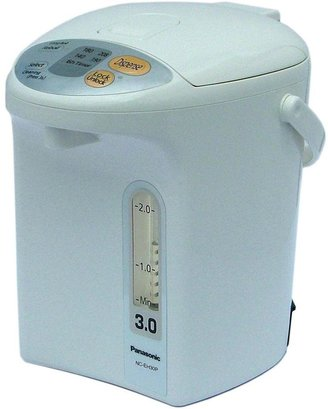 Panasonic 3.2 qt. Electric Thermal Pot in White