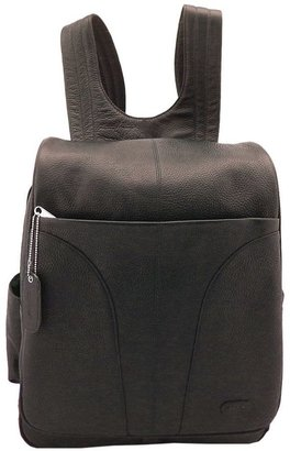 Leatherbay laptop backpack