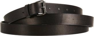 Lanvin Double-Wrap Belt