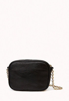 Forever 21 Studded Chain Strap Crossbody