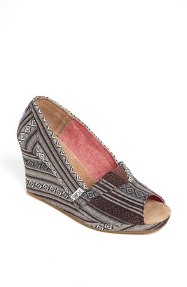 Toms 'Classic - Nepal' Wedge