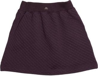 Lili Gaufrette Quilted Skirt