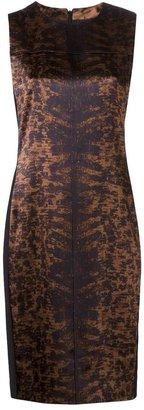 Reed Krakoff 'Teju' print dress