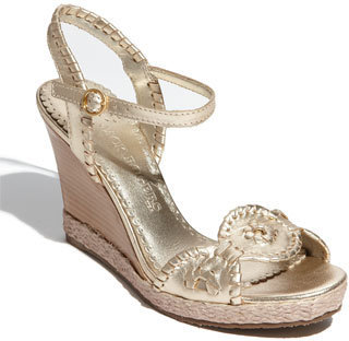 Jack Rogers 'Clare Rope' Wedge