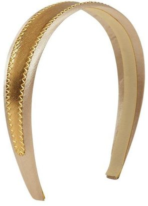 Gap Metallic headband