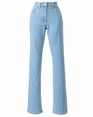 Fashion World Christie Bootcut Jeans Long Length 34in