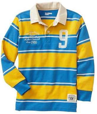 Gap Rugby-stripe polo