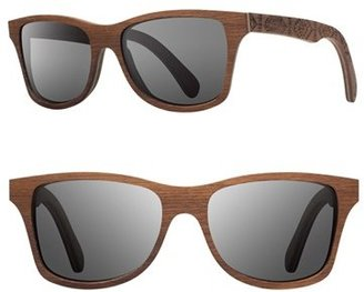 Pendleton Shwood 'Canby - Pendleton' 54mm Polarized Wood Sunglasses